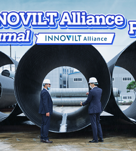 [INNOVILT Alliance Journal] ④ Jecheol Industrial Co., Ltd., a Manufacturer of PosMAC Rainwater Stora