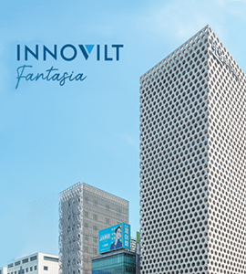 [INNOVILT Fantasia] #5 Urban Hive: An Innovative Architecture Created by Smart Beams