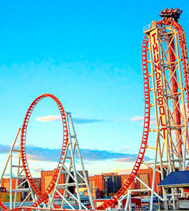 [worldsteel] Steel-built Rides Bring Thrills to Theme Parks across the Globe