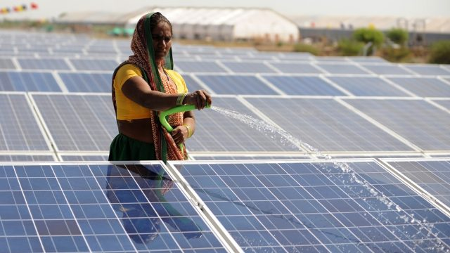 India: A Rising Sun in the Global Renewable Energy Industr