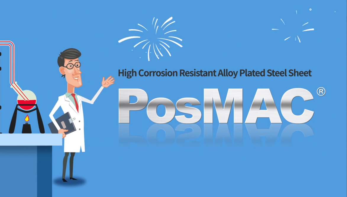 [PosMAC] POSCO Magnesium Aluminium Alloy Coating Product