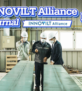 [INNOVILT Alliance Journal] ② Dong Yang S. Tec, a Manufacturer of Pos-H