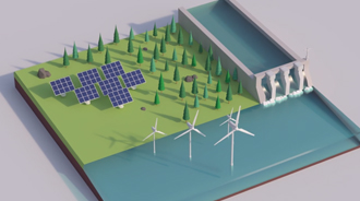 Steel & Sloution for Renewable & Clean Energy 홍보 영상